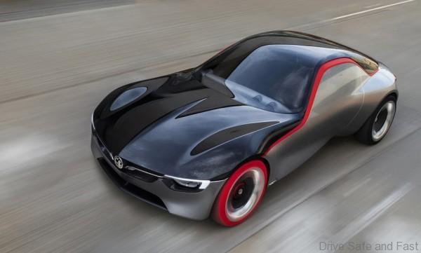 Vauxhall GT Concept Slated For Geneva Drive Safe And Fast - Fast car 361