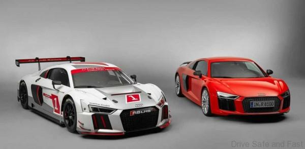 Audi-R8-LMS-and-Audi-R8-V10
