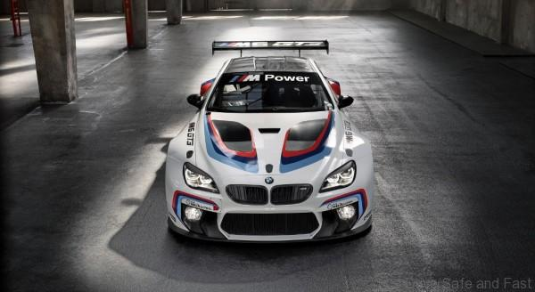 BMW M6 GT3 Delivered To 2016 Race Teams2