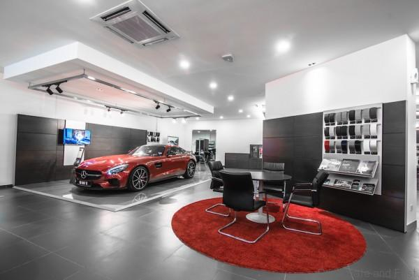 Customer Consultation Area
