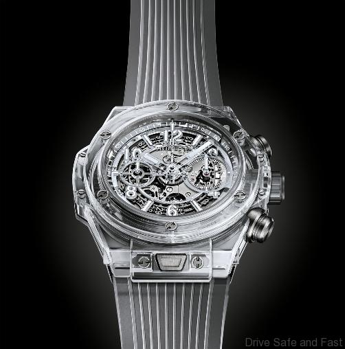 Hublot Big Bang Unico Sapphire Limited Edition 3