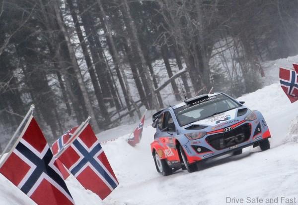 MOTORSPORT : WRC Rally Sweden- WRC - 15/02/2015