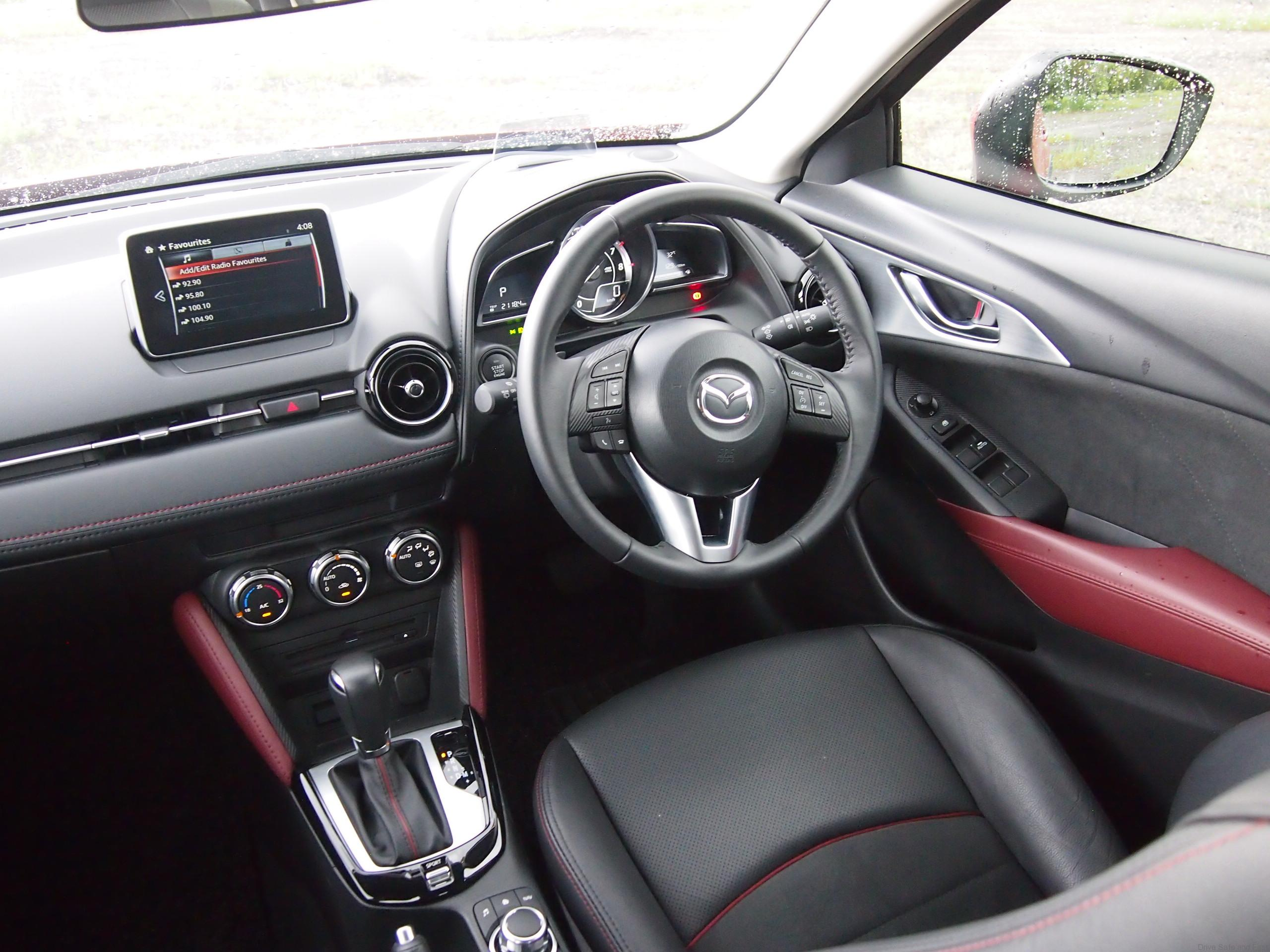 drive gt mg subcompact with spirit test crossover mazda review cx