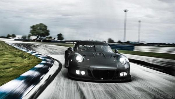 Porsche 911 GT3 R 'Black Magic'