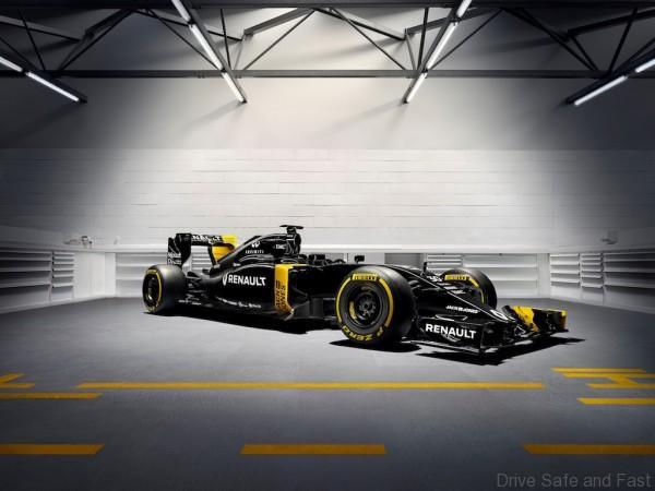 Renault Motorsport 1