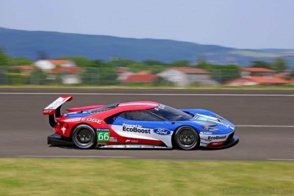 Ford GT Daytona