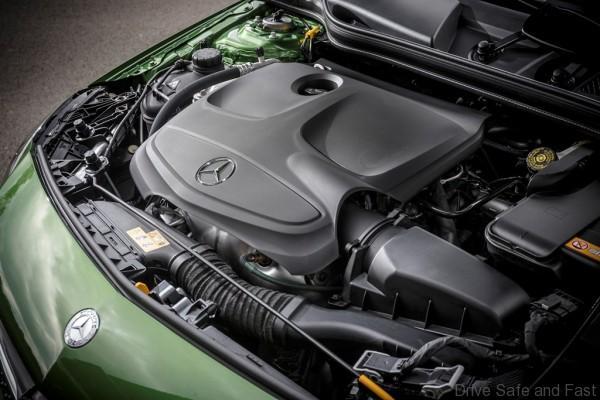 Fahrveranstaltung Mercedes-Benz  die neue A-Klasse und Mercedes-AMG A45 4 MATIC/ Dresden 2015