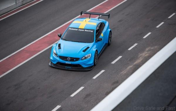Polestar Cyan Racing announces multi-year FIA WTCC programme