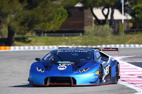 #101 ATTEMPTO RACING (DEU) LAMBORGHINI HURACAN GT3
