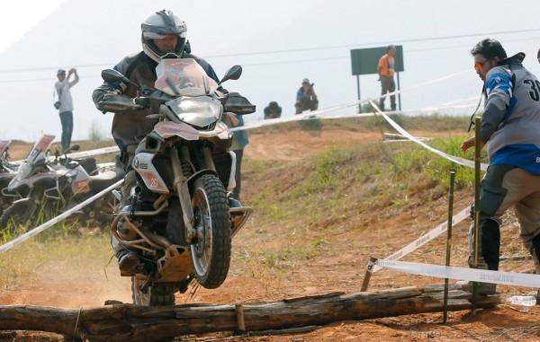 BMW Motorrad GS Trophy 6
