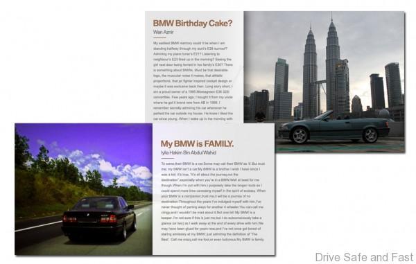 BMW contest 2