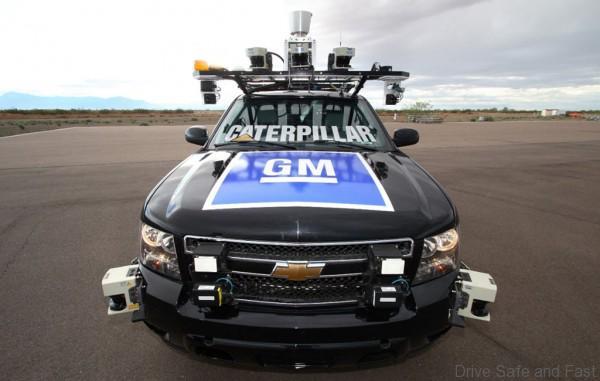 Driverless car 2