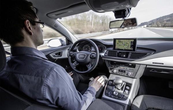 Driverless car 5