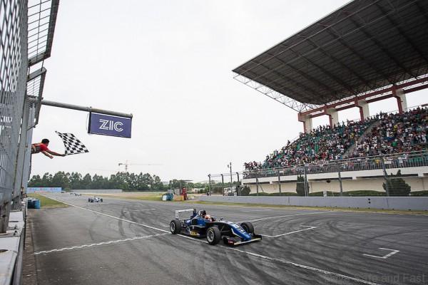 Formula Masters Zhuhai 20 Sept 2015 Photo: Andrew Ferraro www.andrewferraro.com
