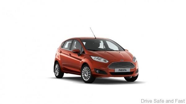 Ford Fiesta 1.5L Sport