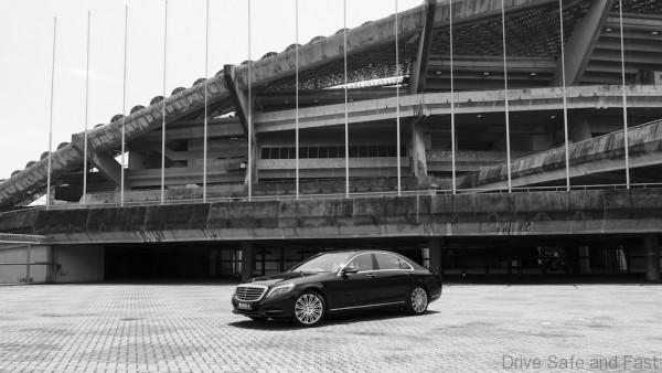 Mercedes-S-Class - 1