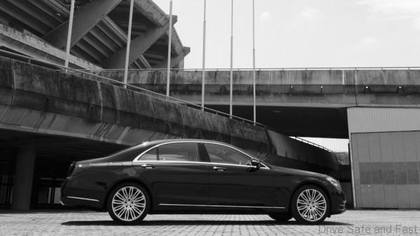 Mercedes-S-Class - 2