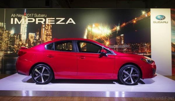 Subaru Impreza 2017 3