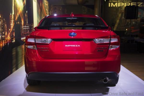 Subaru Impreza 2017 6
