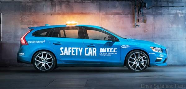 Volvo S60 WTCC Safety Car