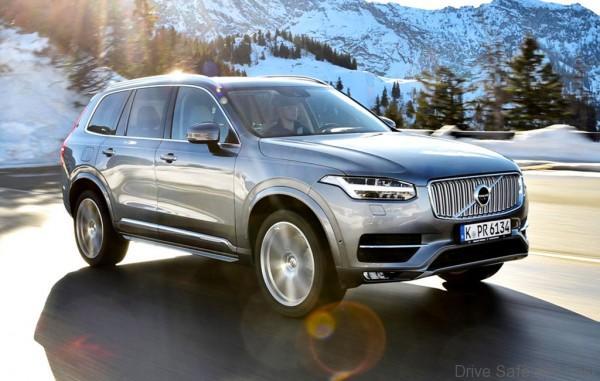 Volvo global sales 2