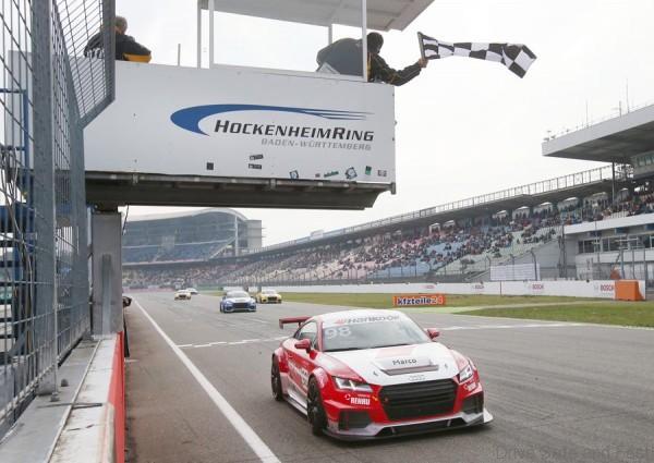 Audi TT cup #98, Marco Bonanomi