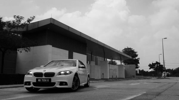 BMW-520d- - 1