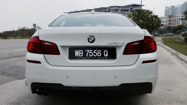 BMW-520d- - 5