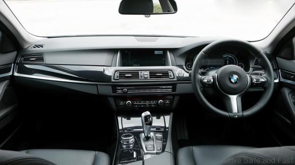 BMW-520d- - 9