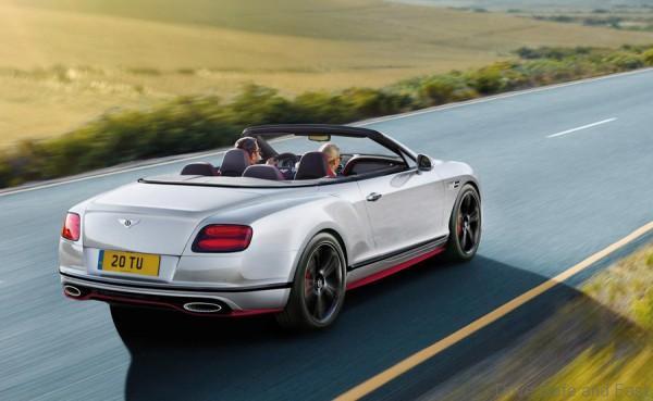 Bentley GT Speed 2