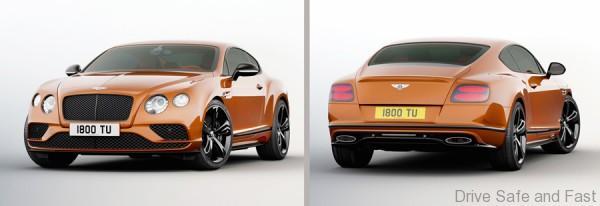 Bentley GT Speed 4