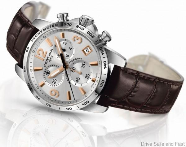CERTINA DS Podium Chronograph with PrecidriveTM C034_417_16_037_01