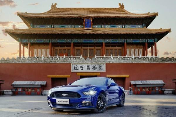 Ford Mustang global sales 3