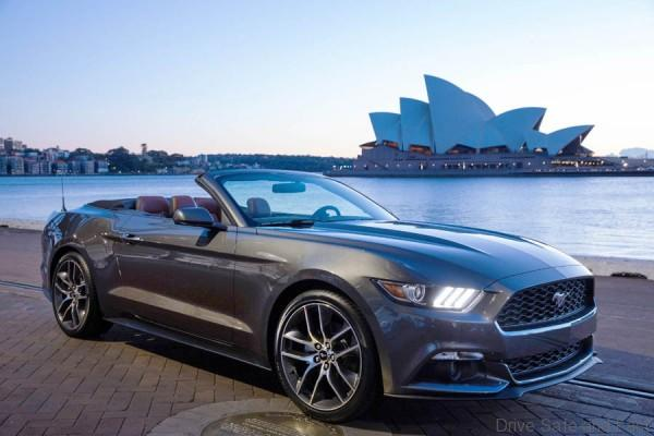 Ford Mustang global sales 4