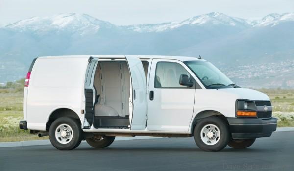 Chevrolet Express 2500 Cargo Van