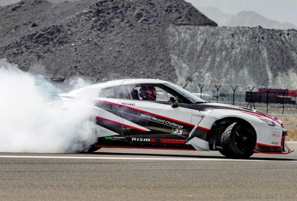 GT-R drift 2