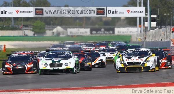 GT4 European Series at Monza 4