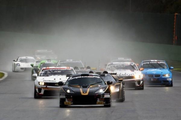 GT4 European Series at Monza1