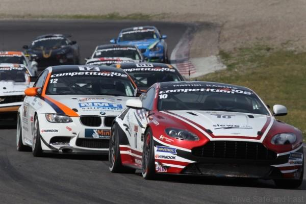 GT4 European Series at Monza3