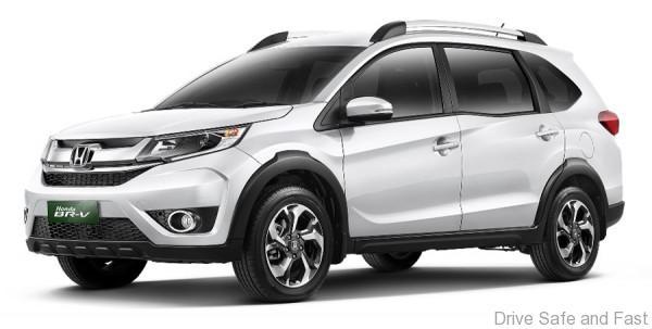 Honda BR-V NCAP score 2