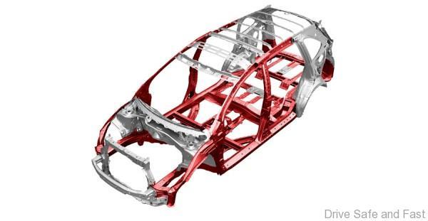 Honda BR-V NCAP score 3