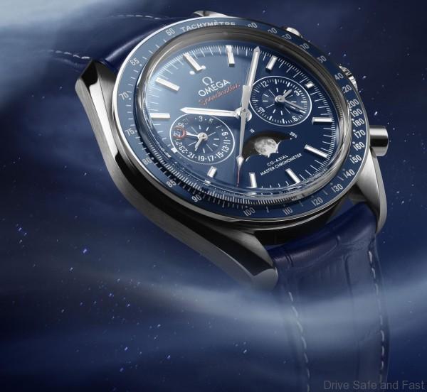 Omega Speedmaster Master Chronometer Chronograph Moonphase 1