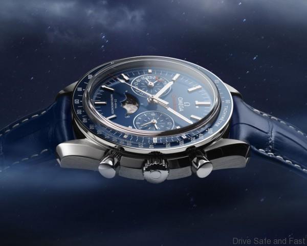 Omega Speedmaster Master Chronometer Chronograph Moonphase 2