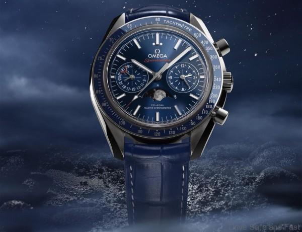 Omega Speedmaster Master Chronometer Chronograph Moonphase 3