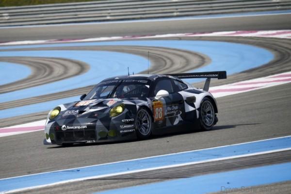 Porsche 911 RSR WEC
