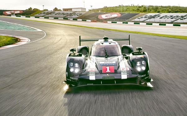 Porsche 919 WEC 4