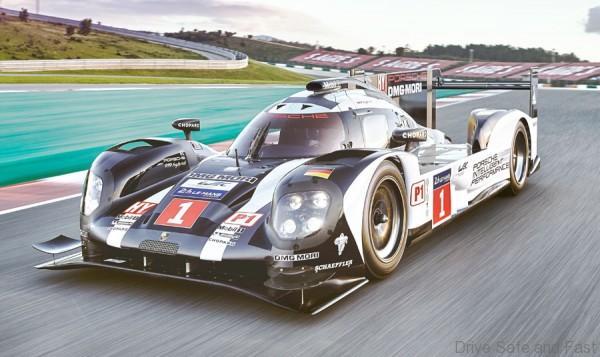 Porsche 919 WEC 6