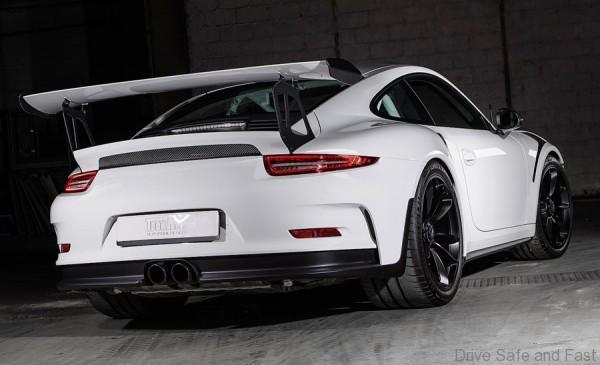 Techart 911 GT3 RS 2