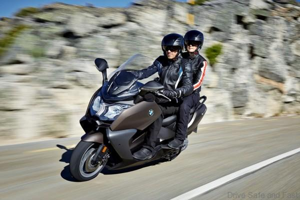 The new BMW C 650 GT (2)