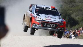 VW WRC Argentina 1